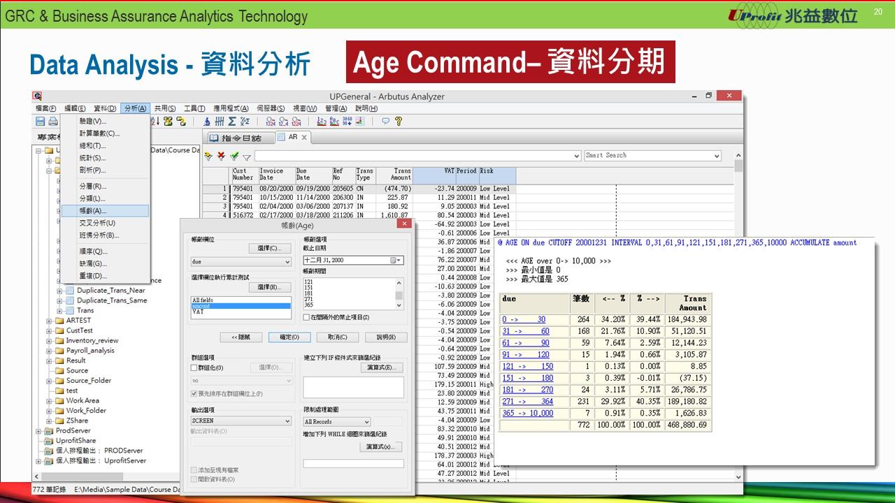 Age Slide