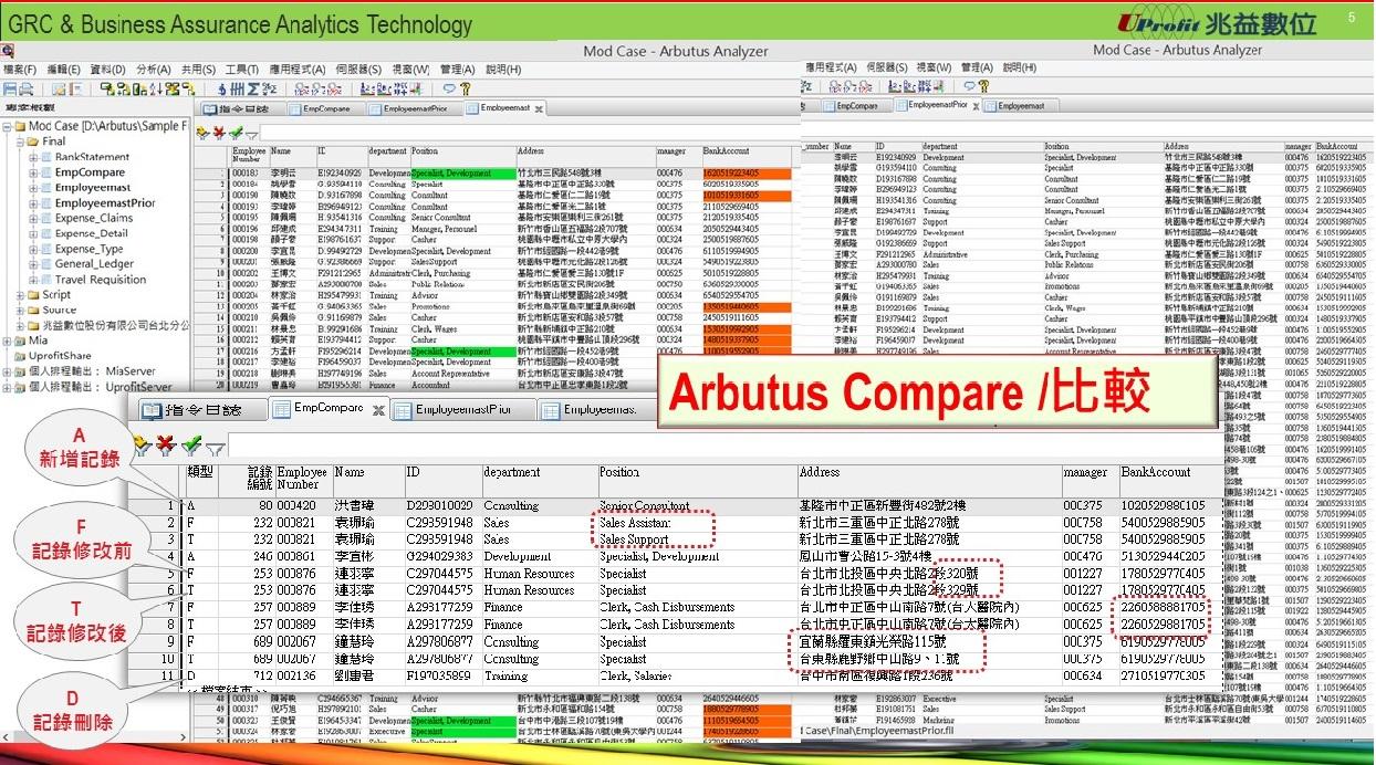 Uprofit Presentation_Compare