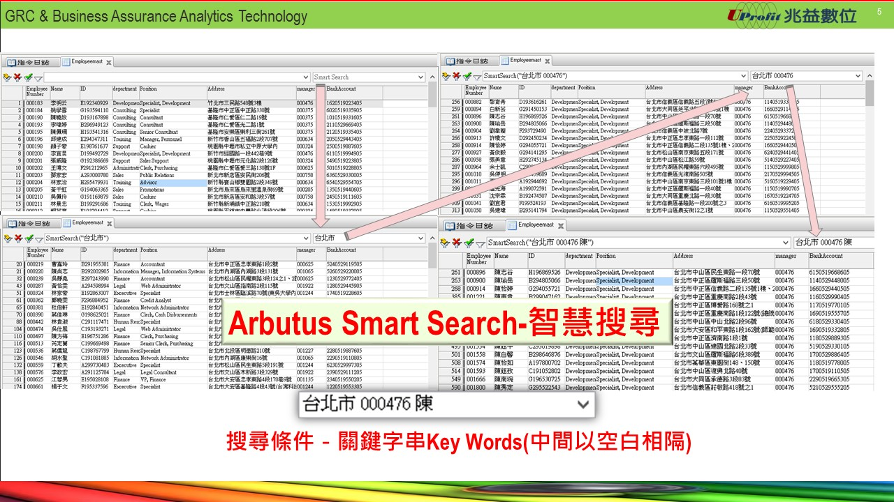 Uprofit Presentation_SmartSearch