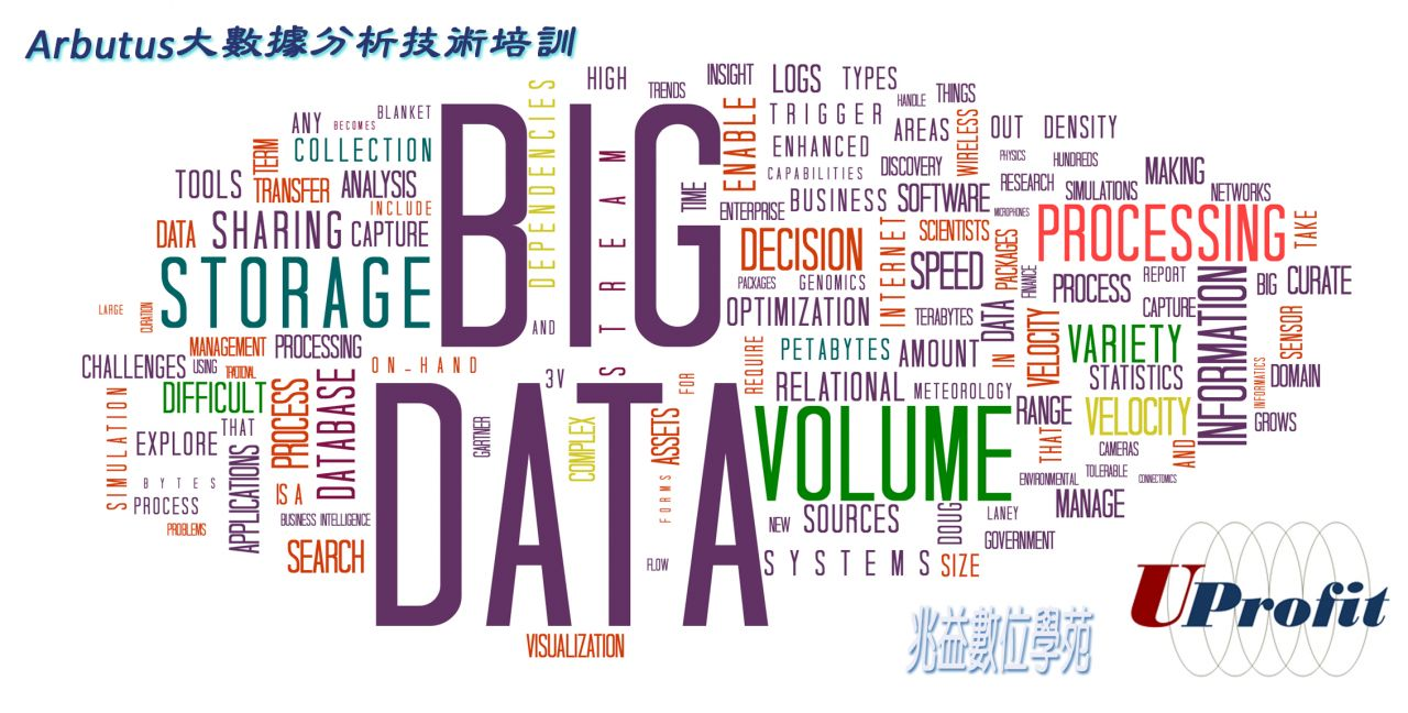 Big Data - Arbutus